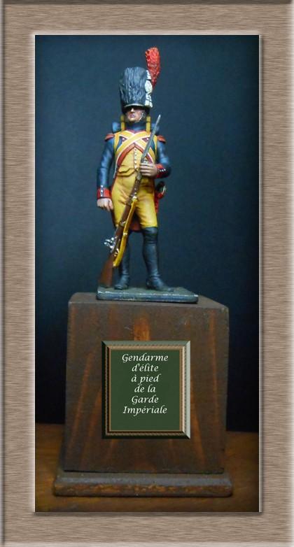 Grenadier 15e régiment Infanterie de la ligne Espagne 1807 MM 54m (modifications)  74_54010