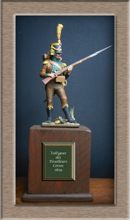 Grenadier 15e régiment Infanterie de la ligne Espagne 1807 MM 54m (modifications)  74_61010