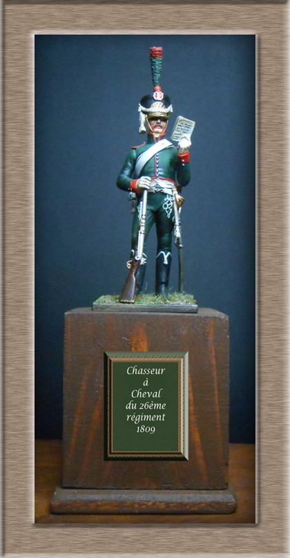 Grenadier 15e régiment Infanterie de la ligne Espagne 1807 MM 54m (modifications)  74_63710
