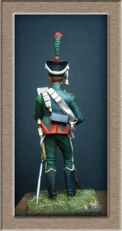 Grenadier 15e régiment Infanterie de la ligne Espagne 1807 MM 54m (modifications)  74_65710
