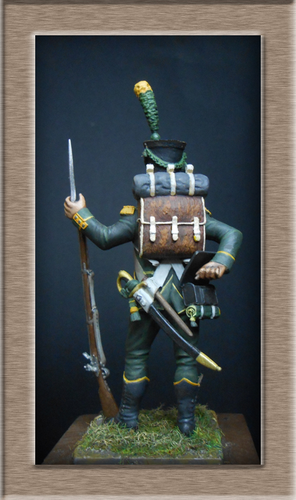 Grenadier 15e régiment Infanterie de la ligne Espagne 1807 MM 54m (modifications)  - Page 6 74_79310