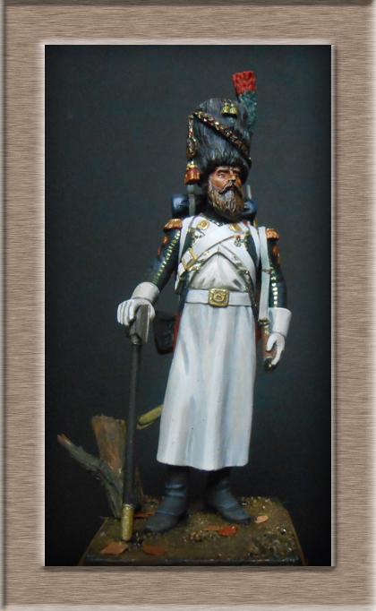 Grenadier 15e régiment Infanterie de la ligne Espagne 1807 MM 54m (modifications)  - Page 11 74_85510