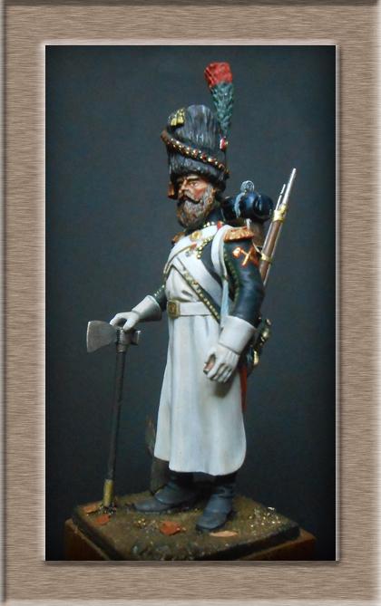 Grenadier 15e régiment Infanterie de la ligne Espagne 1807 MM 54m (modifications)  - Page 11 74_85610