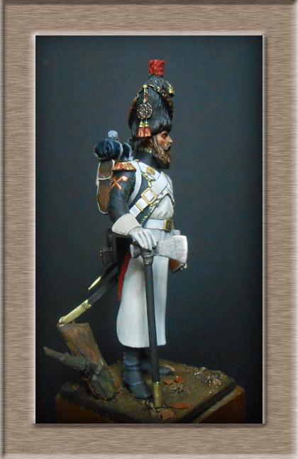 Grenadier 15e régiment Infanterie de la ligne Espagne 1807 MM 54m (modifications)  - Page 11 74_86610