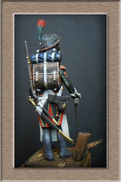 Grenadier 15e régiment Infanterie de la ligne Espagne 1807 MM 54m (modifications)  - Page 11 74_86811