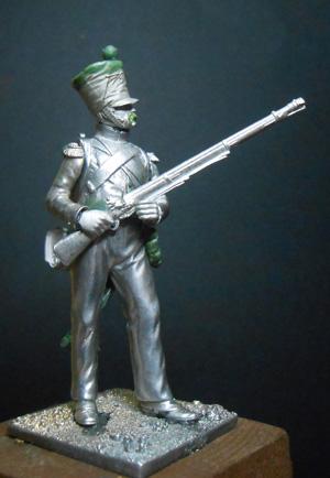 Conversion Sergent_Major voltigeur du 31e léger Espagne 1812 Photo_21