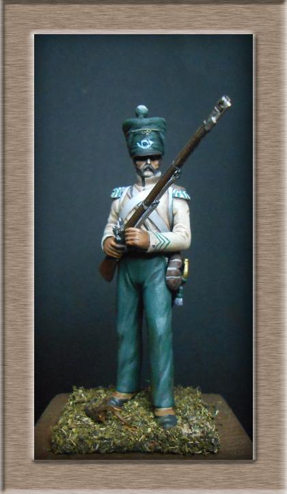 Conversion Sergent_Major voltigeur du 31e léger Espagne 1812 Photo_24