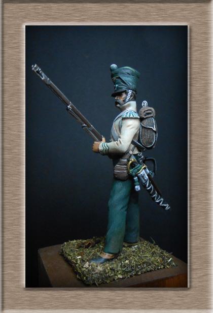 Conversion Sergent_Major voltigeur du 31e léger Espagne 1812 Photo_26