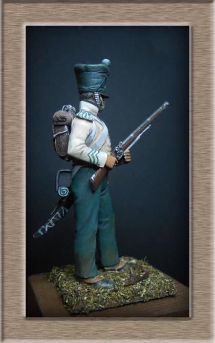 Conversion Sergent_Major voltigeur du 31e léger Espagne 1812 Photo_27