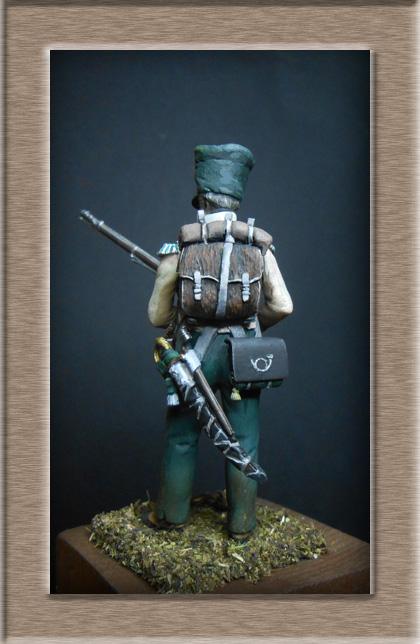 Conversion Sergent_Major voltigeur du 31e léger Espagne 1812 Photo_28