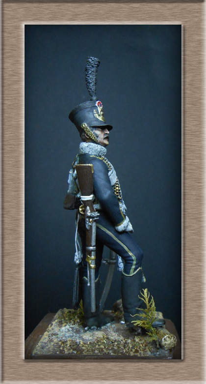 Grenadier 15e régiment Infanterie de la ligne Espagne 1807 MM 54m (modifications)  - Page 18 Photo_46