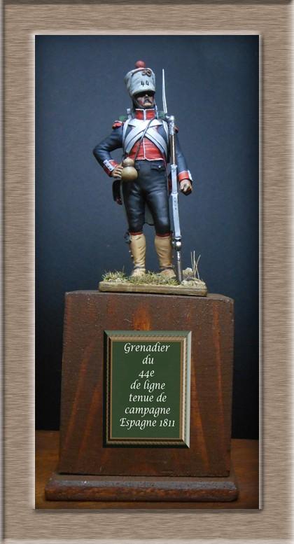 Grenadier 15e régiment Infanterie de la ligne Espagne 1807 MM 54m (modifications)  - Page 18 Photo_50