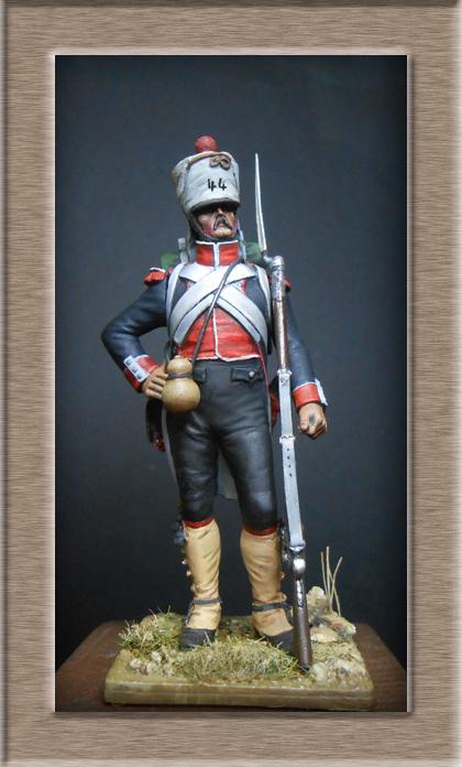 Grenadier 15e régiment Infanterie de la ligne Espagne 1807 MM 54m (modifications)  - Page 18 Photo_51