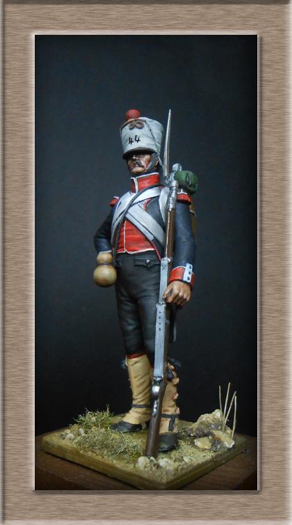 Grenadier 15e régiment Infanterie de la ligne Espagne 1807 MM 54m (modifications)  - Page 18 Photo_53