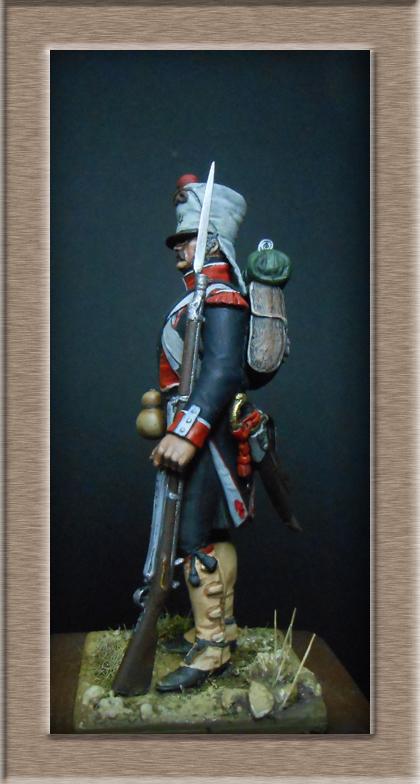 Grenadier 15e régiment Infanterie de la ligne Espagne 1807 MM 54m (modifications)  - Page 18 Photo_54