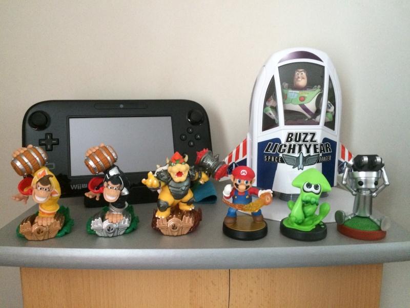 Postez vos photos figurines Nintendo WiiU Amiibo ! Image11