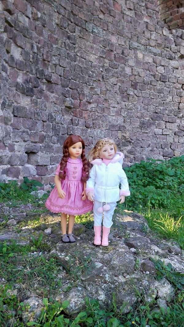 Les soeurs et les vestiges romains 100_6531