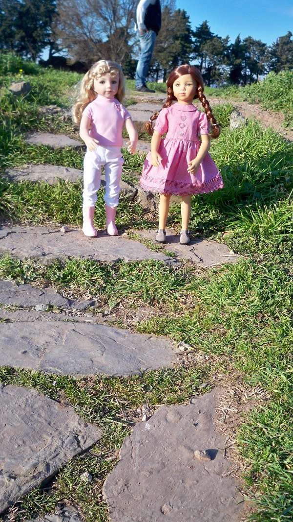 Les soeurs et les vestiges romains 100_6535