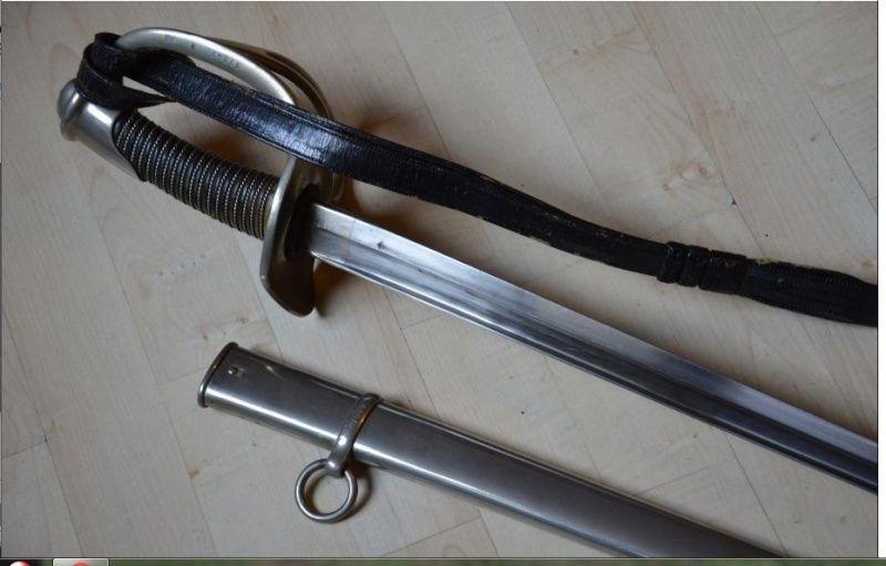 Sabre d'officier d'artillerie modèle 1822-99 Sabre_16