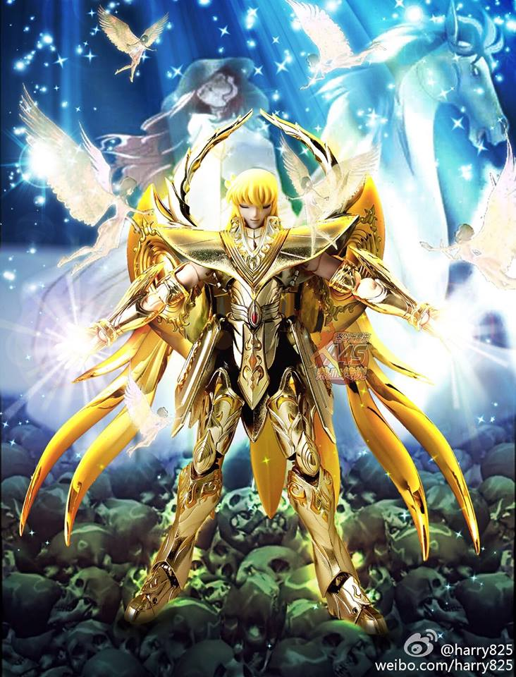 Galerie de la Vierge Soul of Gold (God Cloth) 12239611
