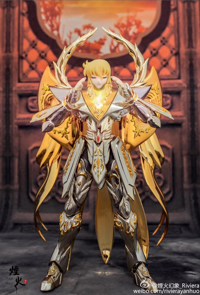 Galerie de la Vierge Soul of Gold (God Cloth) 12392010