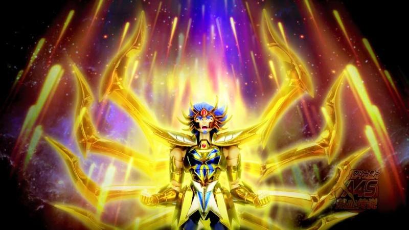 [Imagens] Máscara da Morte de Câncer Soul of Gold  12688312