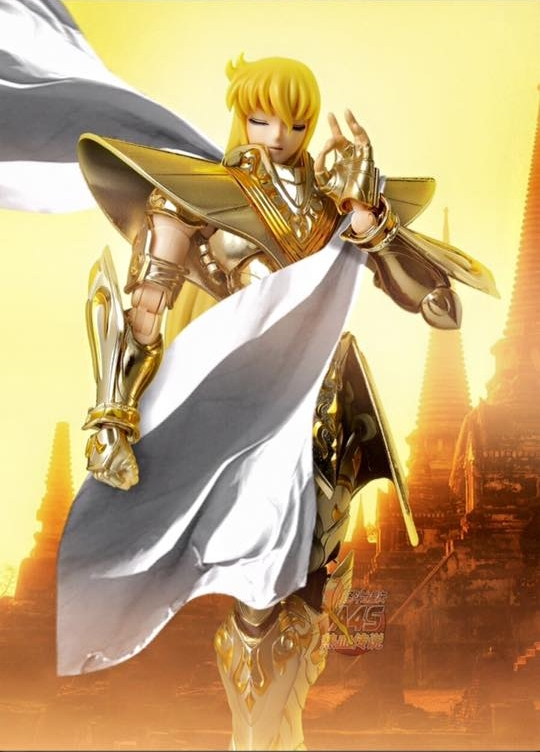 Galerie de la Vierge Soul of Gold (God Cloth) Shaka10