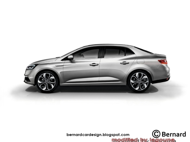 2016 - [Renault] Megane Sedan (LFF) - Page 3 Xonxjl10