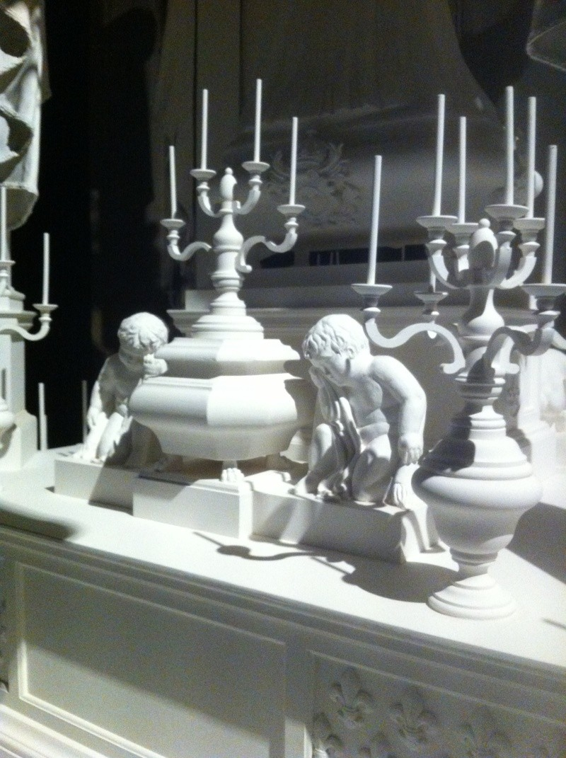 Le Roi est mort, vive le Roi !  Exposition à Versailles M310
