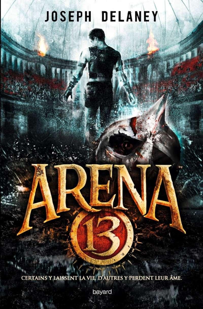 DELANEY Joseph - Arena 13 - Tome 1 Arena_10