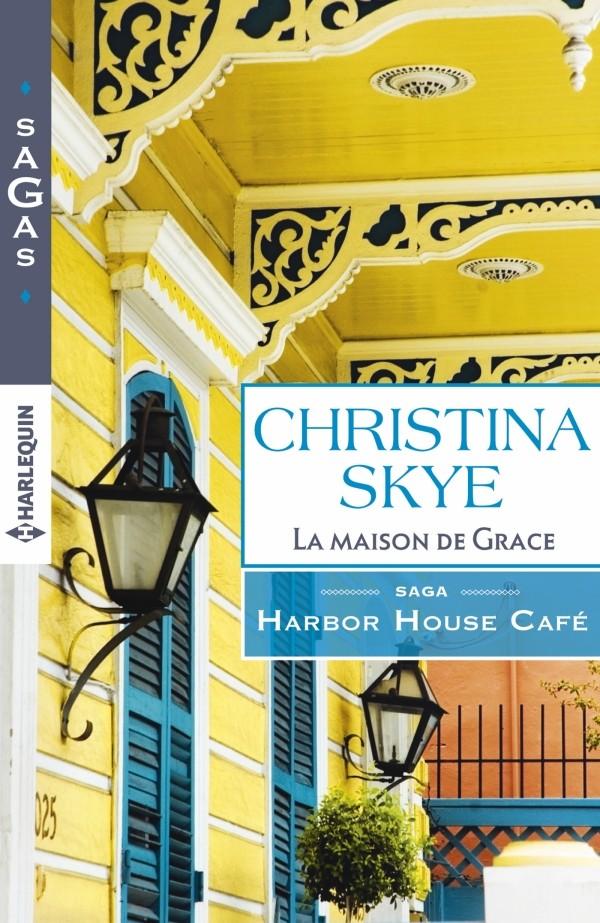 SKYE Christina - HARBOR HOUSE CAFE - Tome 1: La maison de Grace Harbor10