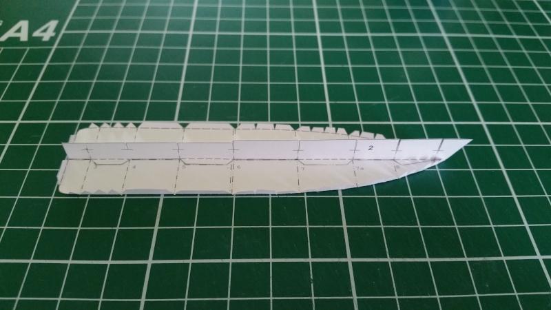 Peilschiff Zenit  HMV  1:250 gebaut von Paperfreak 20150813