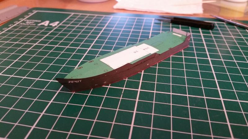 Peilschiff Zenit  HMV  1:250 gebaut von Paperfreak 20150910