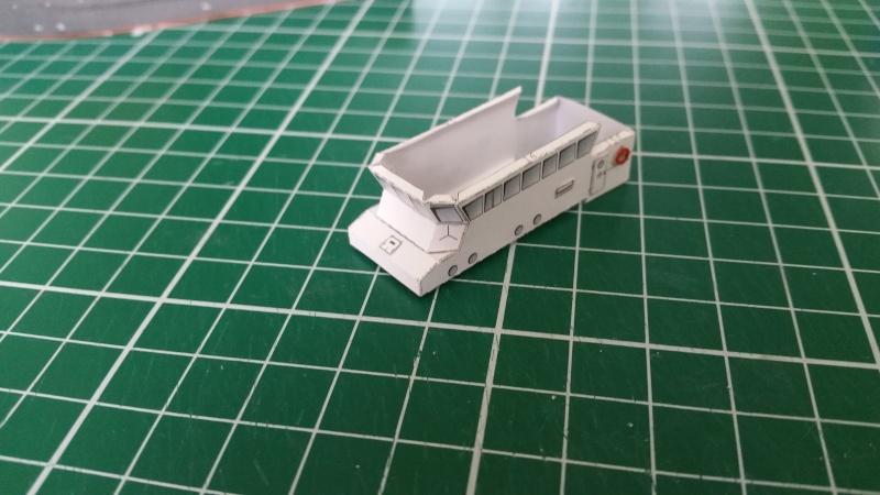 Peilschiff Zenit  HMV  1:250 gebaut von Paperfreak 20151214