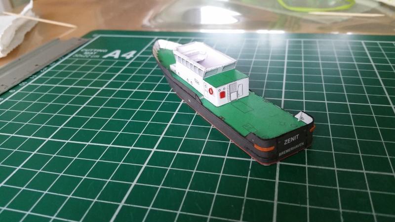 Peilschiff Zenit  HMV  1:250 gebaut von Paperfreak 20151216
