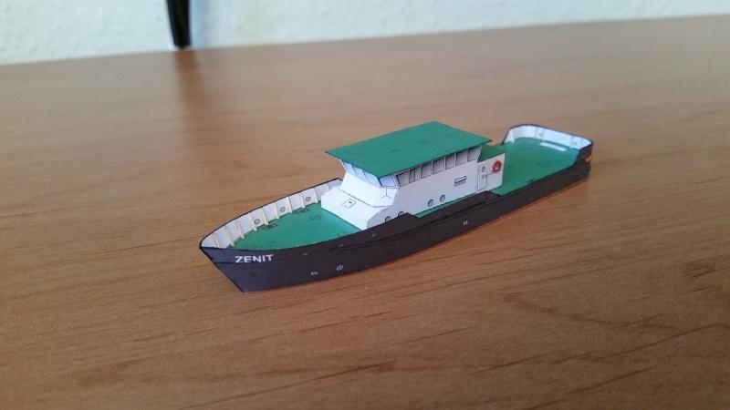Peilschiff Zenit  HMV  1:250 gebaut von Paperfreak 20151221