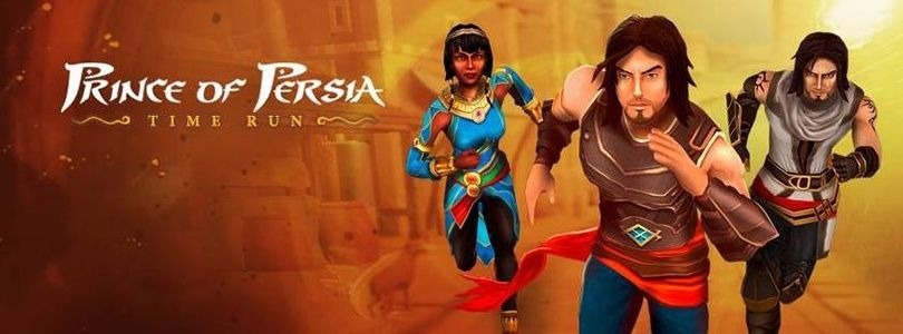 The Prince returns in Prince of Persia: Time run Prince10