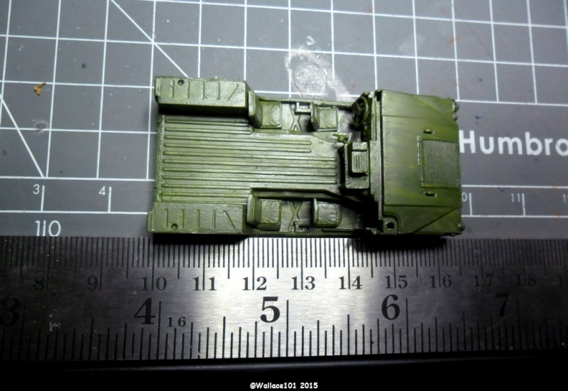 M1025 HMMWV W/Ask Task Force 1-77, LAS Anaconda, Irak 2004 1/72 Dragon (Ref: 7294) Sam_1136