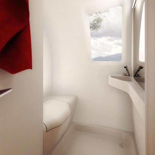 Ecocapsule: Un abri portatif d'un très grand luxe Ecocap10