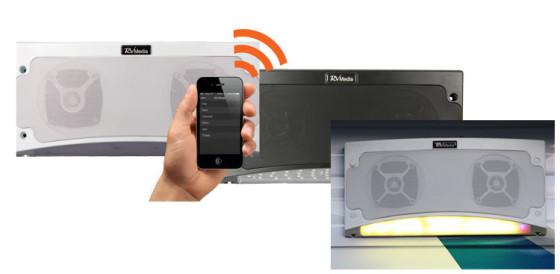 Haut-parleur de VR Bluetooth Orange10