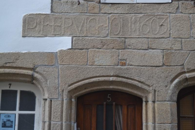 Fil ouvert-  Dates sur façades. Année 1602 par Fanch 56, dépassée par 1399 - 1400 de Jocelyn Dsc_0510