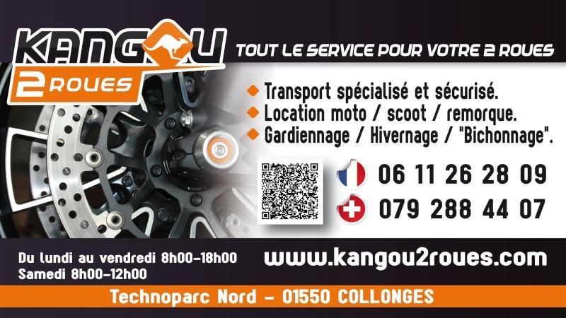KANGOU2ROUES - CONCIERGERIE MOTO - PAYS DE GEX (AIN) Kangou10