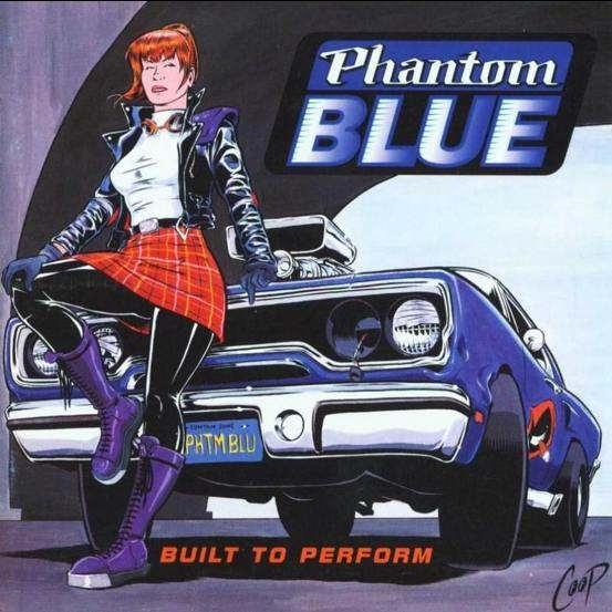 Phantom blue 1487910