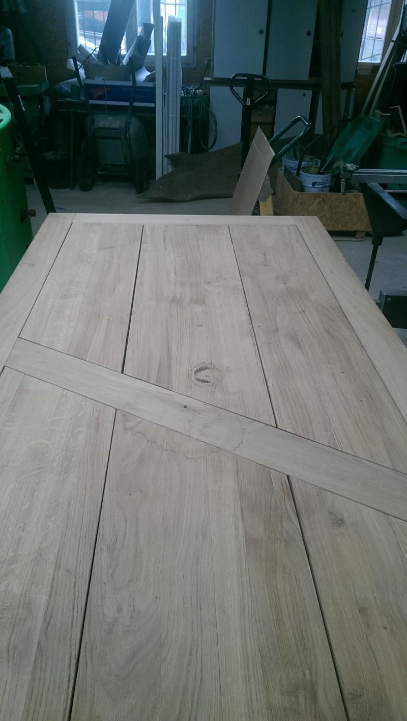 creation table de salle a manger moderne,avec plateau relevable en partie central - Page 4 Imag0911