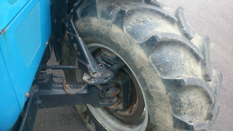Traktori Landini opća tema 116