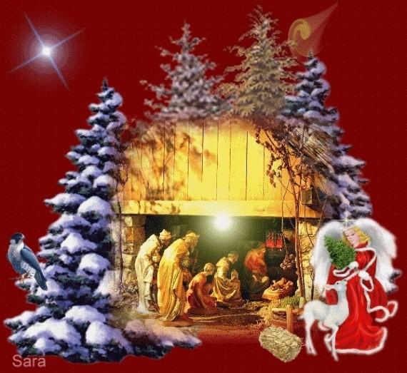 Božićna čestitka 16072410