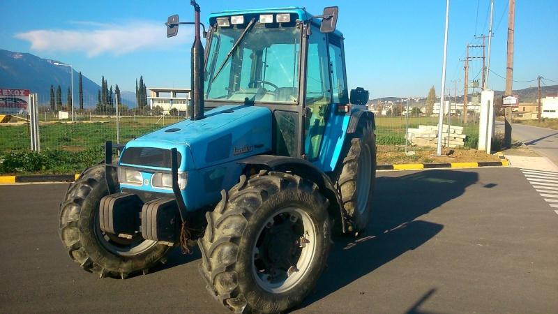 Traktori Landini opća tema 513