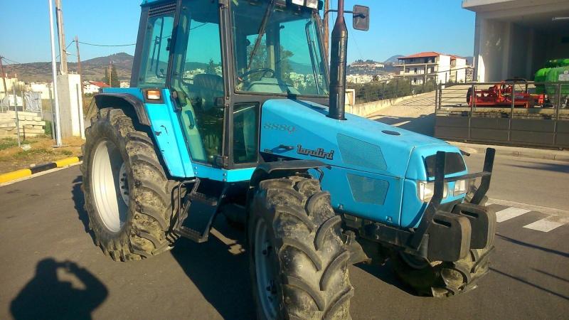 Traktori Landini opća tema 613