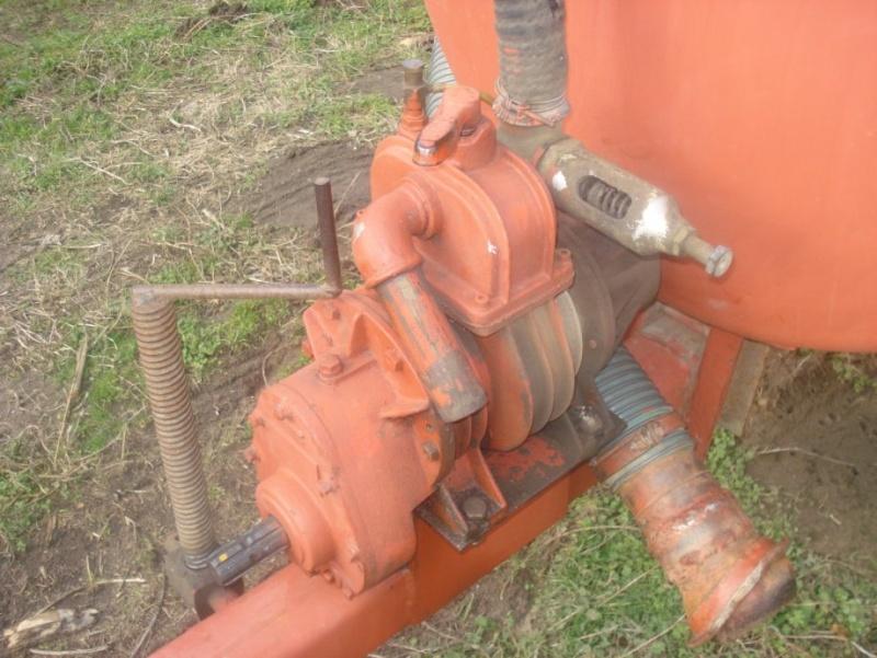 Traktorska cisterna Končar Cister11