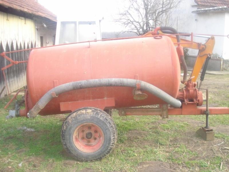 Traktorska cisterna Končar Cister12